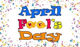 Prima Aprilis!