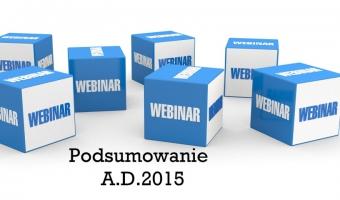 Podsumowanie: Webinary SeoStation A.D. 2015