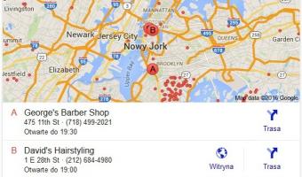 Google testuje nowy wygląd map, a John Mueller zdradza wpływ recenzji na ranking