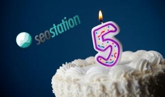 5 urodziny SeoStation! Infografika