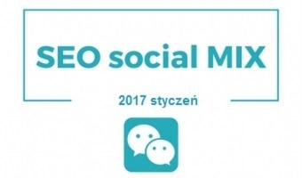 SEO social mix [styczeń 2017]