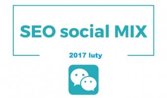SEO social mix [luty 2017]