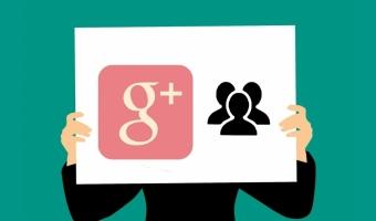 To już koniec Google+