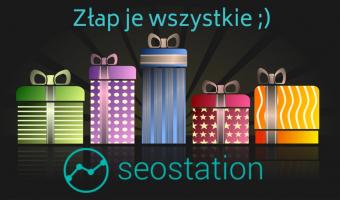 2 gratisy do zgarnięcia za pakiet SeoStation
