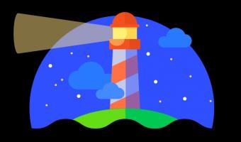 Gra oparta na wynikach Google Lighthouse