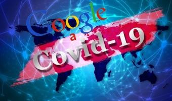 Koronawirus i wyniki wyszukiwania Google