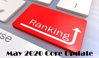 Aktualizacja May 2020 Core Update jest właśnie wdrażana